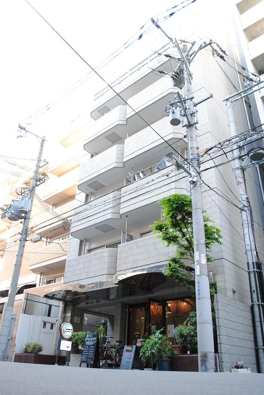 シティコートブラン - エイトビルディングの賃貸マンション大阪
